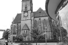 Regensburger Strasse / Kirchenstrasse