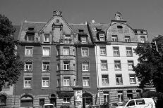 Wodanstrasse at Holzgartenstrasse,  2010