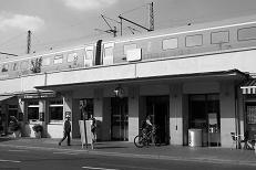 Central Station Nuernberg - southern exit,  2009