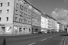 Voltastrasse / Frankenstrasse,  2010