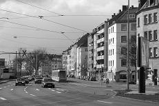 Frankenstrasse / Huldstrasse,  2010