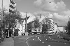 Frankenstrasse / Sperberstrasse,  2010