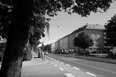 Gibitzenhofstraße / Karlsruher Straße,  2009