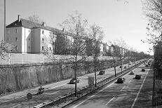Frankenschnellweg / Sandreuthbrücke,  2010