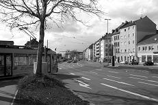 Frankenstraße / Katzwanger Straße,  2010