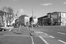 Ulmenstraße / Dianaplatz,  2010