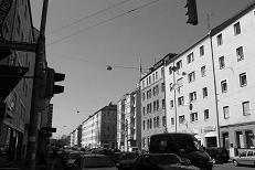 Landgrabenstrasse at Ackerstrasse,  2010