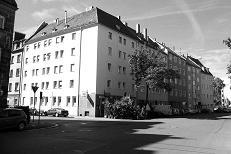 Sandreuthstraße / Maybachstraße,  2009