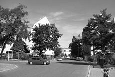 Maybachstraße / Bruckwiesenstraße,  2009