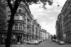 Kressenstraße zur Grolandstraße,  2010