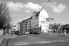 Schnieglinger Straße am Nordwestring,  2010