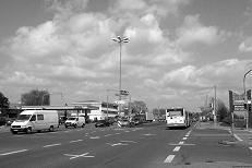 Erlanger Straße / Wilhelmshavener Straße,  2010