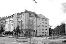 Aeussere Bayreuther Strasse / Merianstrasse,  2010