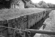 Ludwigskanal / Schleuse 70,  2010