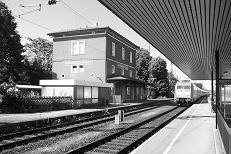 Bahnhof Nürnberg-Stein,  2009