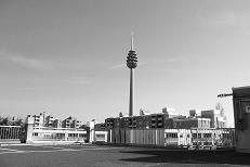 Telecommunication Tower Nuremberg